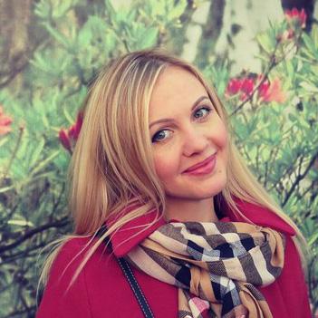 Апрельская Ирина