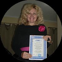 Елена Коломоец-Гаркуша